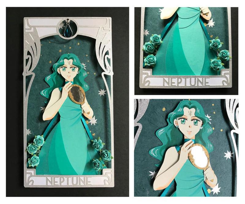 [D] Mangaka-chan's fanart (updated: 06-26-2018) - Page 4 Neptun10