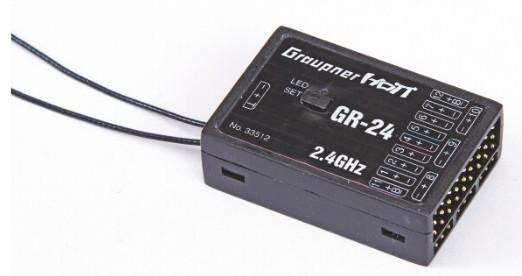 [vendu]Récepteurs et modules hott Grp-3310