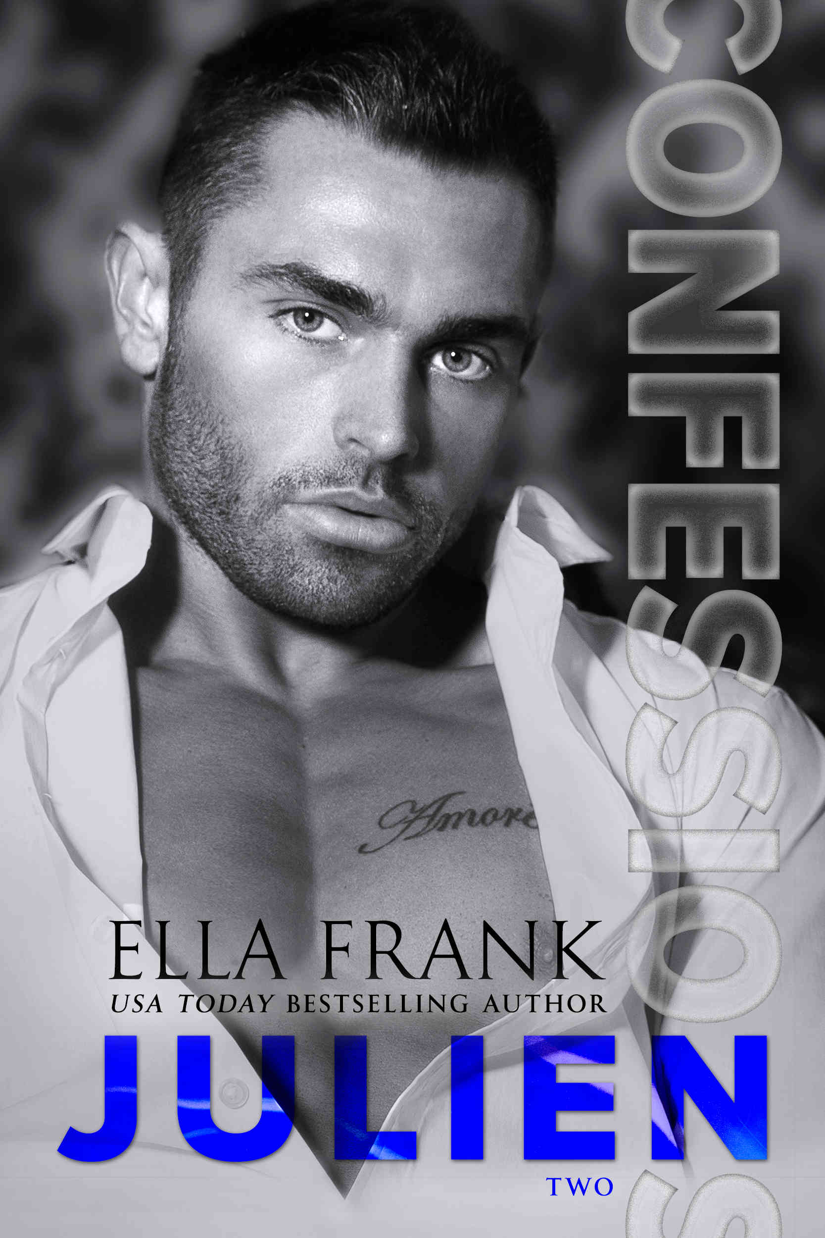 Confessions - Confessions - Tome 2 : Julien de Ella Frank Confes11