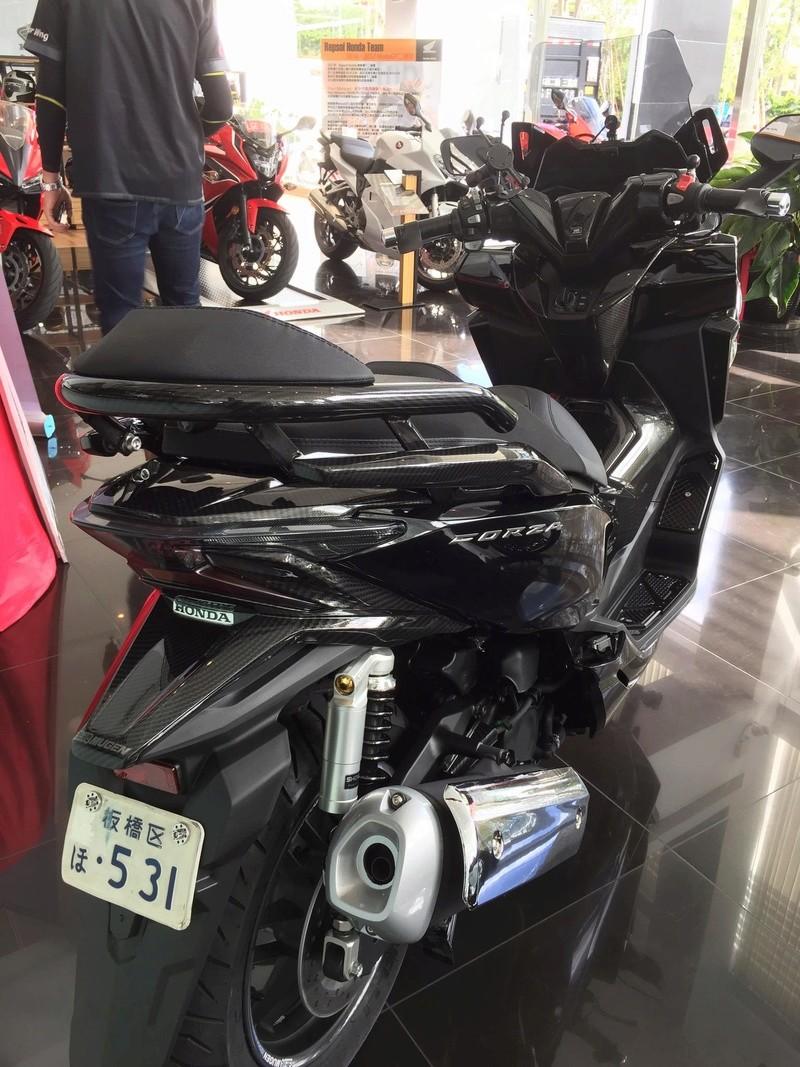 Honda Forza MUGEN 39878910