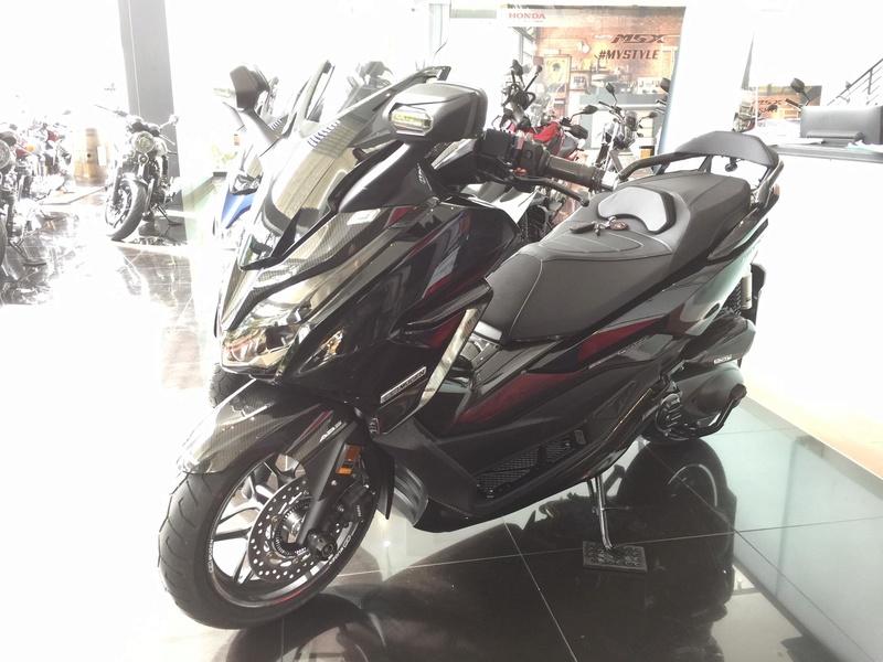 Honda Forza MUGEN 39910210