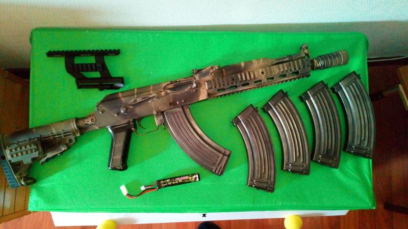 A vendre FSB 13 Wympel BO Manufacture - baisse de Prix - Dsc_0510