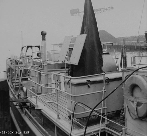 Chasseur de sous-marins CH123 au 1/50 selon plans AAMM - Page 7 Chande10