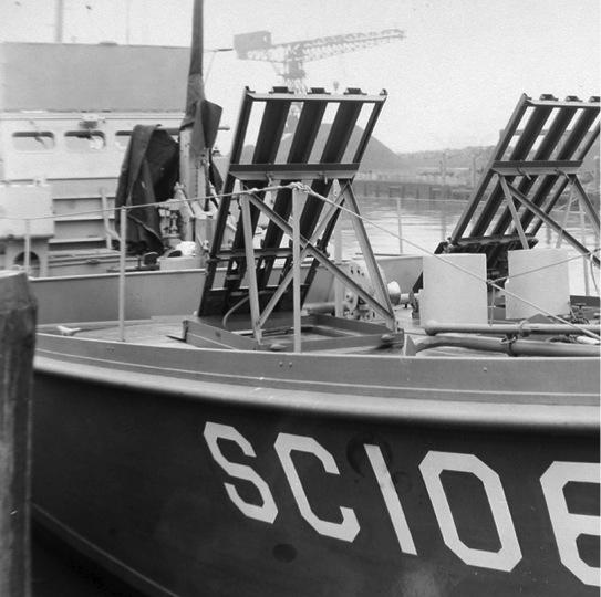 Chasseur de sous-marins CH123 au 1/50 selon plans AAMM - Page 7 Chande11