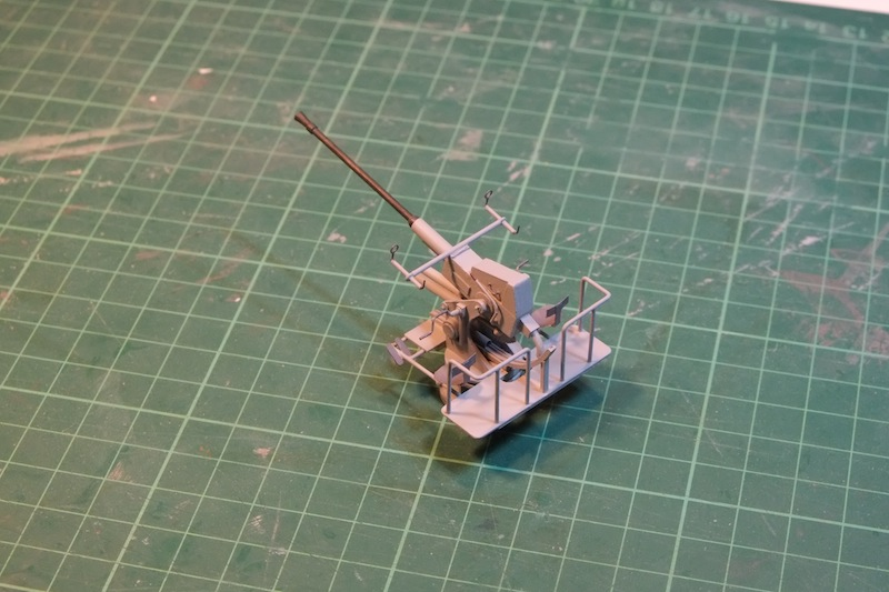 Chasseur de sous-marins CH123 au 1/50 selon plans AAMM - Page 2 Dscf4228