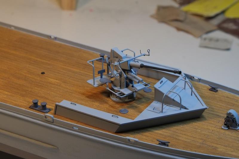 Chasseur de sous-marins CH123 au 1/50 selon plans AAMM - Page 2 Dscf4230