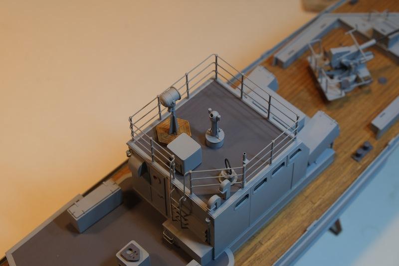 Chasseur de sous-marins CH123 au 1/50 selon plans AAMM - Page 4 Dscf4254