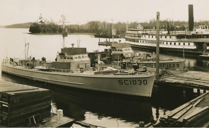 Chasseur de sous-marins CH123 au 1/50 selon plans AAMM - Page 5 Sc103010