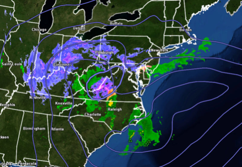 March Madness! Spring Snowstorm Observations - Page 21 3-21-110