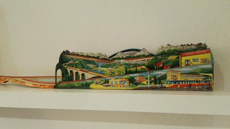 Technofix Alpine Station rarissimo anni 50 60 S-l16012