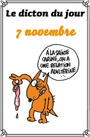 dicton du jour / dicton humour - Page 6 Sans-t11