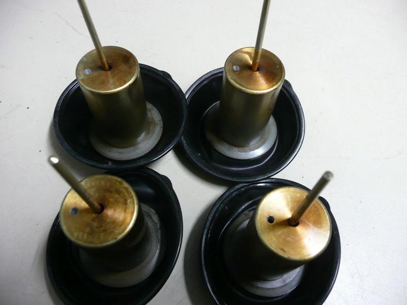 Le GS850G de Gasoline! projet café-racer - Page 2 Boisse10