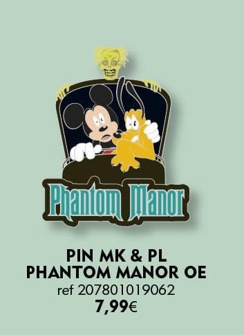 Phantom Manor - Réhabilitation [Frontierland - 2017-2019] - Page 31 6032e810
