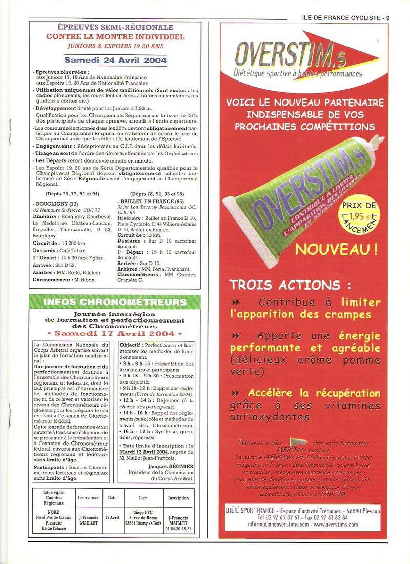 Coureurs et Clubs de janvier 2000 à juillet 2004 - Page 39 000911