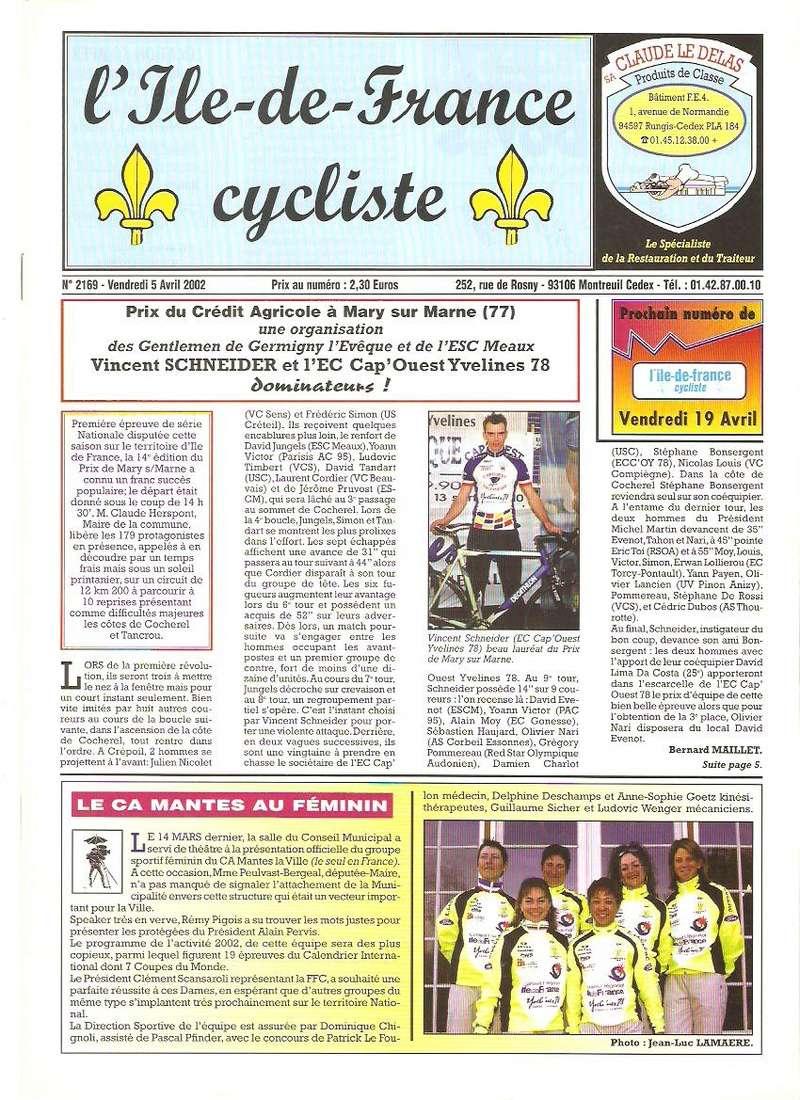 Coureurs et Clubs de janvier 2000 à juillet 2004 - Page 21 00114