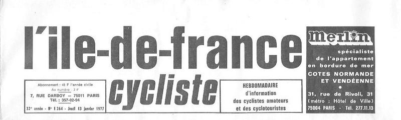Coureurs et Clubs de juin 1974 à mars 1977 - Page 42 001158