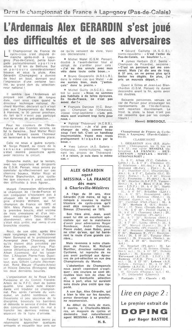 Coureurs et Clubs de juin 1974 à mars 1977 - Page 42 002156