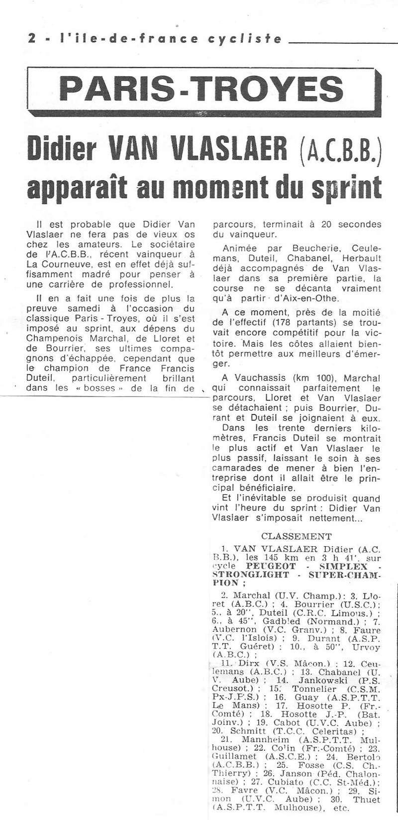 Coureurs et Clubs d'avril 1977 à mai 1979 002164