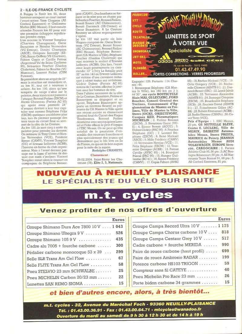Coureurs et Clubs de janvier 2000 à juillet 2004 - Page 39 00263