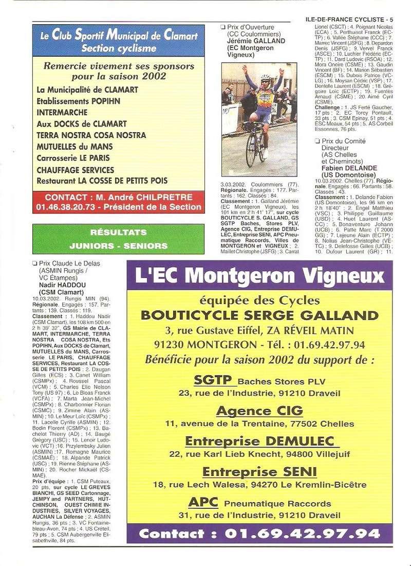 Coureurs et Clubs de janvier 2000 à juillet 2004 - Page 21 00513