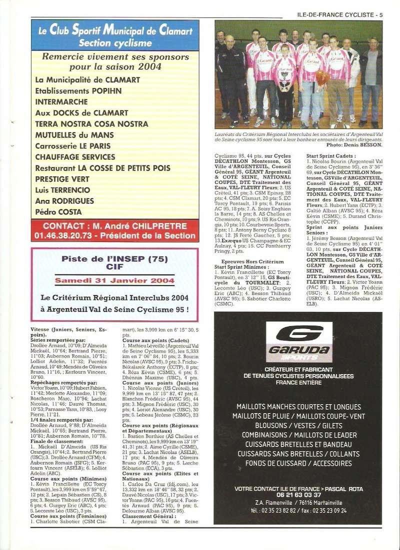 Coureurs et Clubs de janvier 2000 à juillet 2004 - Page 39 00561