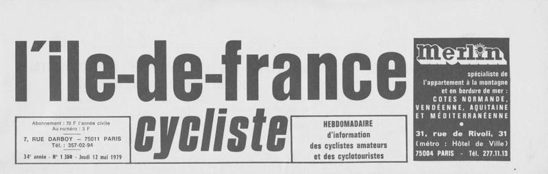 Coureurs et Clubs d'avril 1977 à mai 1979 - Page 38 006207