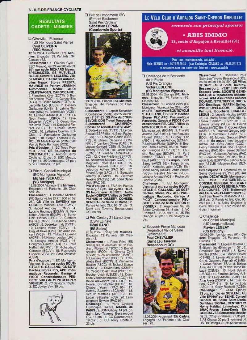 Coureurs et Clubs de septembre 2004 à fevrier 2008 - Page 2 00666