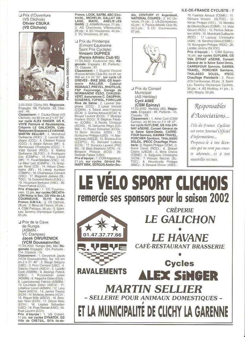 Coureurs et Clubs de janvier 2000 à juillet 2004 - Page 21 00712