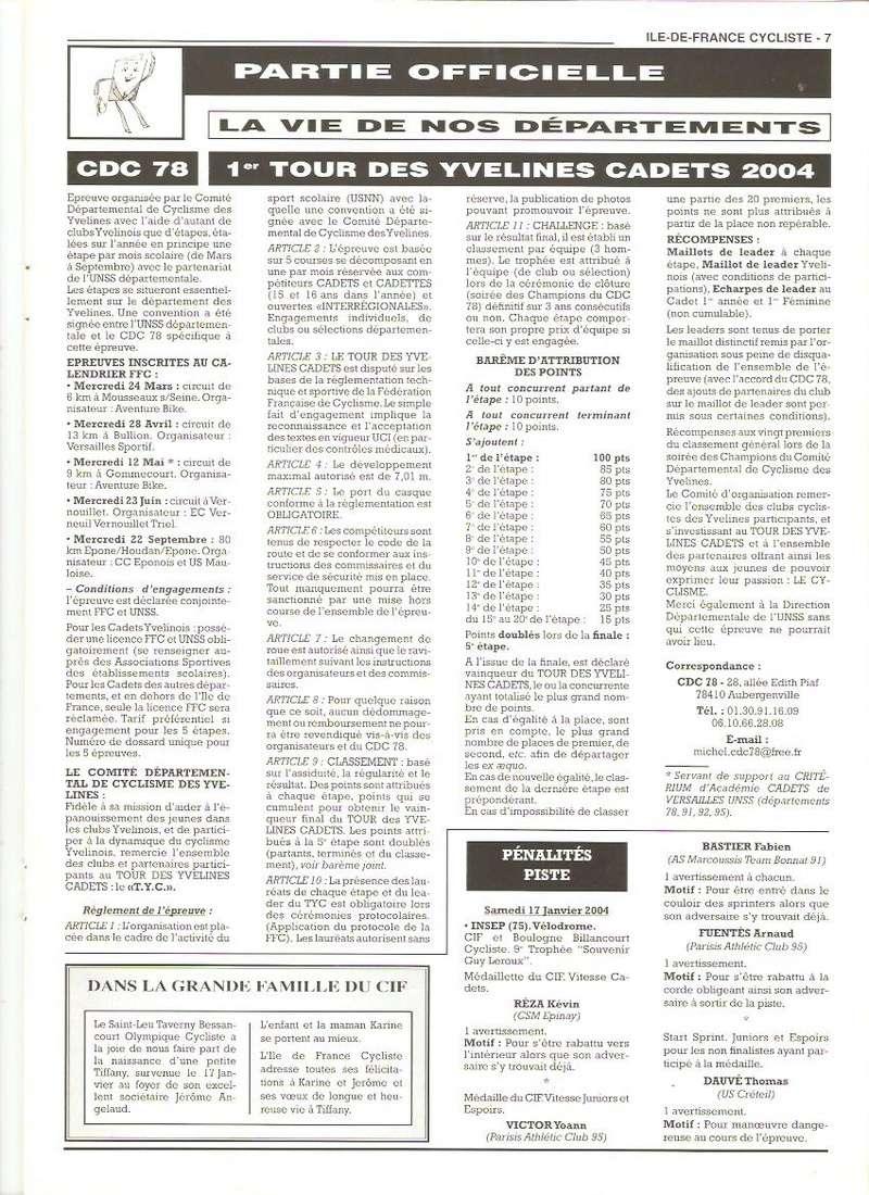 Coureurs et Clubs de janvier 2000 à juillet 2004 - Page 39 00758
