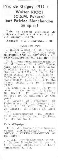 Coureurs et Clubs de juin 1974 à mars 1977 - Page 42 008146