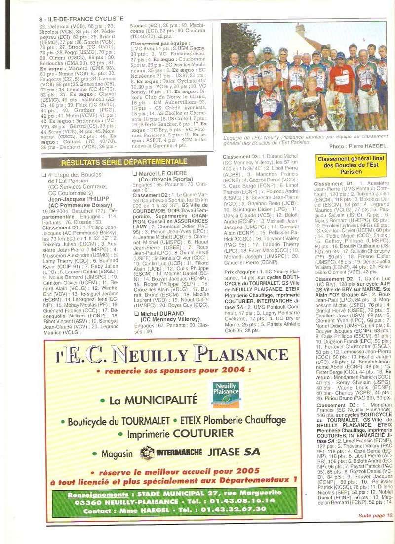Coureurs et Clubs de septembre 2004 à fevrier 2008 - Page 2 00868