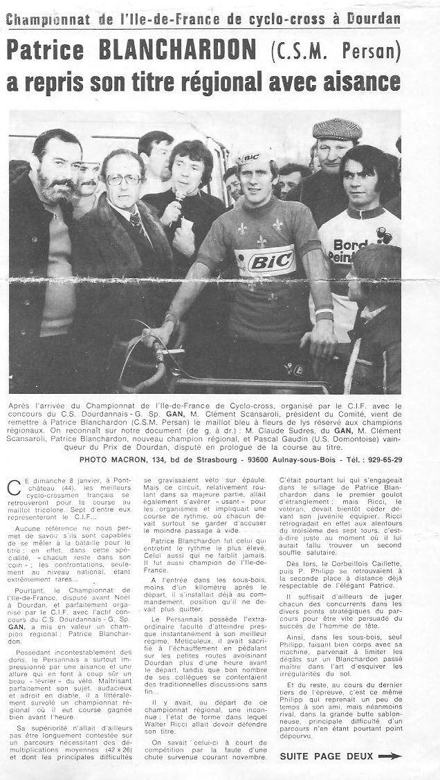CSM.Persan.BIC. Toute une époque de juin 1974 à......... - Page 6 009180