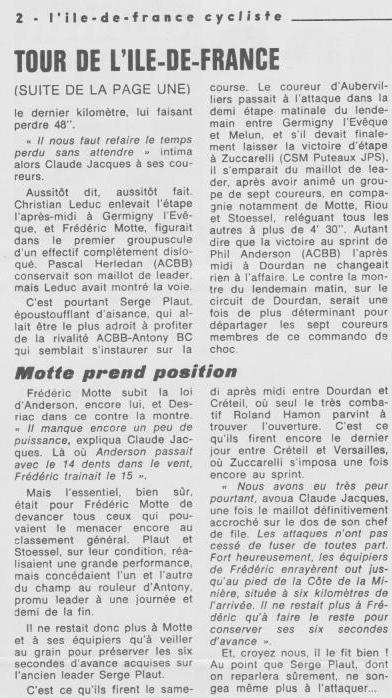 Coureurs et Clubs d'avril 1977 à mai 1979 - Page 38 009205