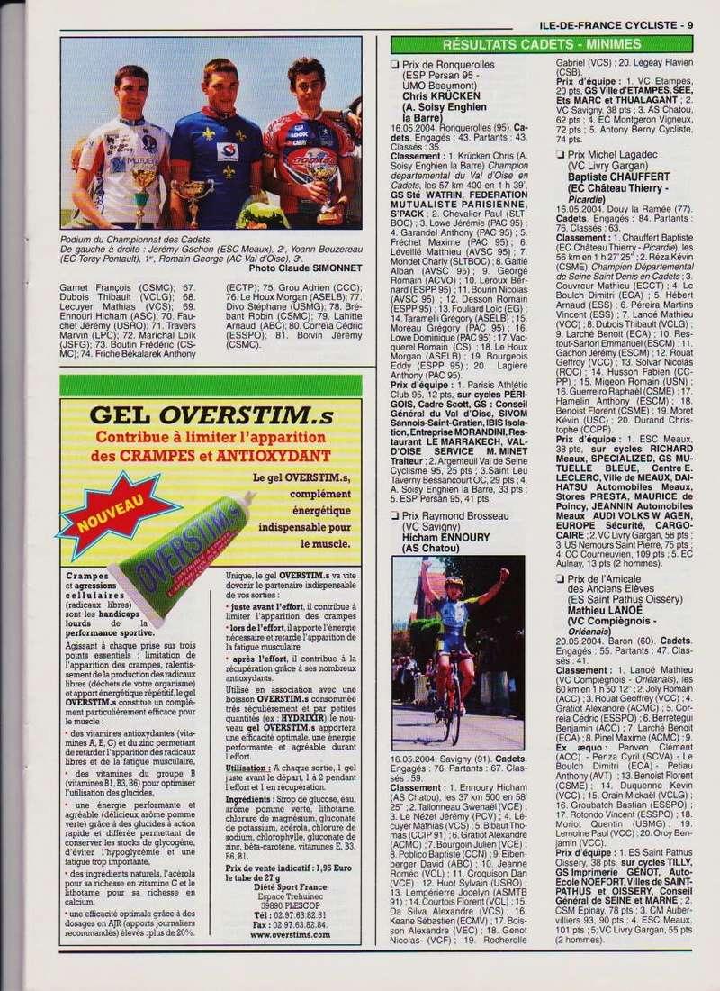 Coureurs et Clubs de janvier 2000 à juillet 2004 - Page 42 00963