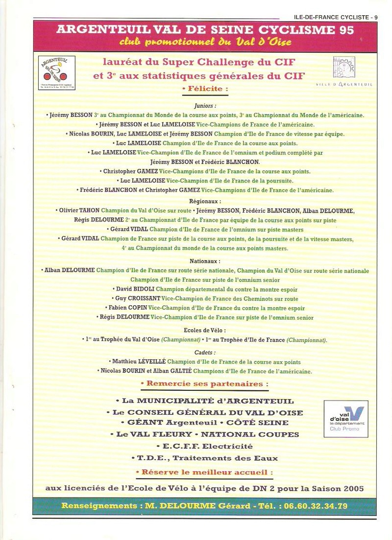 Coureurs et Clubs de septembre 2004 à fevrier 2008 - Page 2 00968