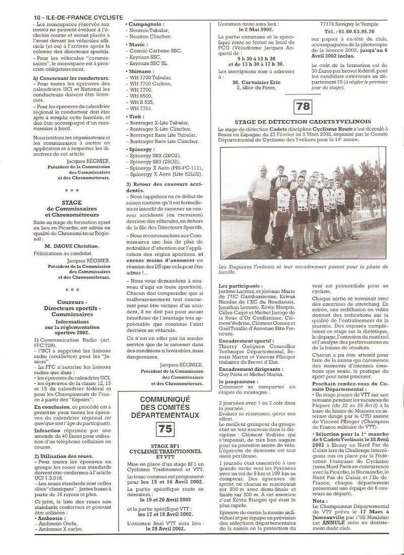 Coureurs et Clubs de janvier 2000 à juillet 2004 - Page 21 01012