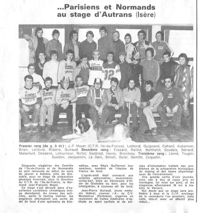 Coureurs et Clubs de juin 1974 à mars 1977 - Page 42 011153