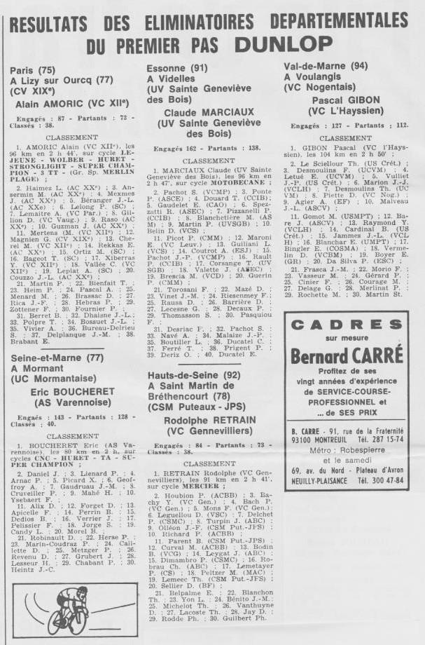 Coureurs et Clubs d'avril 1977 à mai 1979 - Page 38 011212