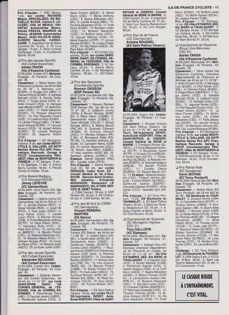 Coureurs et Clubs de janvier 2000 à juillet 2004 - Page 42 01164