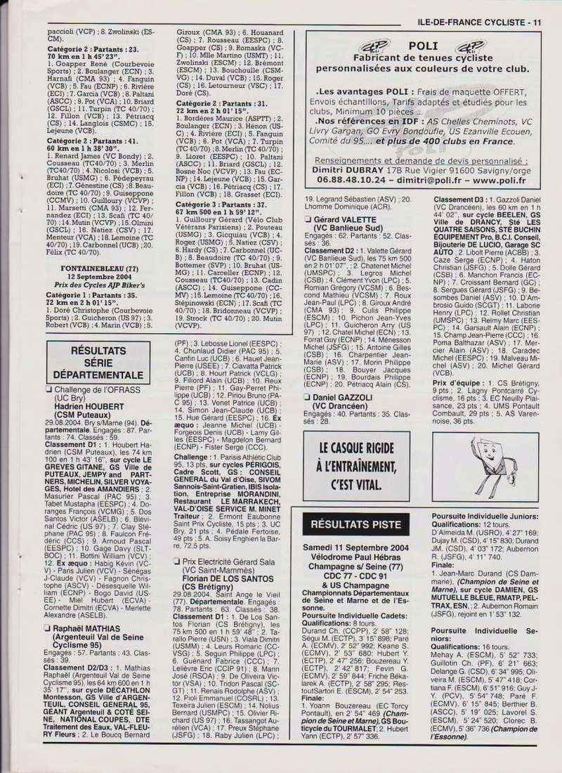 Coureurs et Clubs de septembre 2004 à fevrier 2008 - Page 2 01168