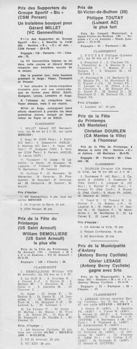 Coureurs et Clubs d'avril 1977 à mai 1979 - Page 38 013199