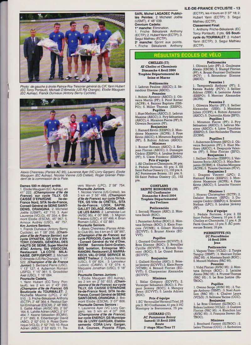 Coureurs et Clubs de janvier 2000 à juillet 2004 - Page 42 01361