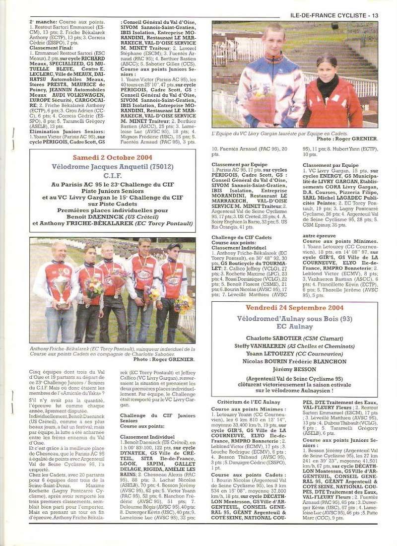 Coureurs et Clubs de septembre 2004 à fevrier 2008 - Page 2 01367