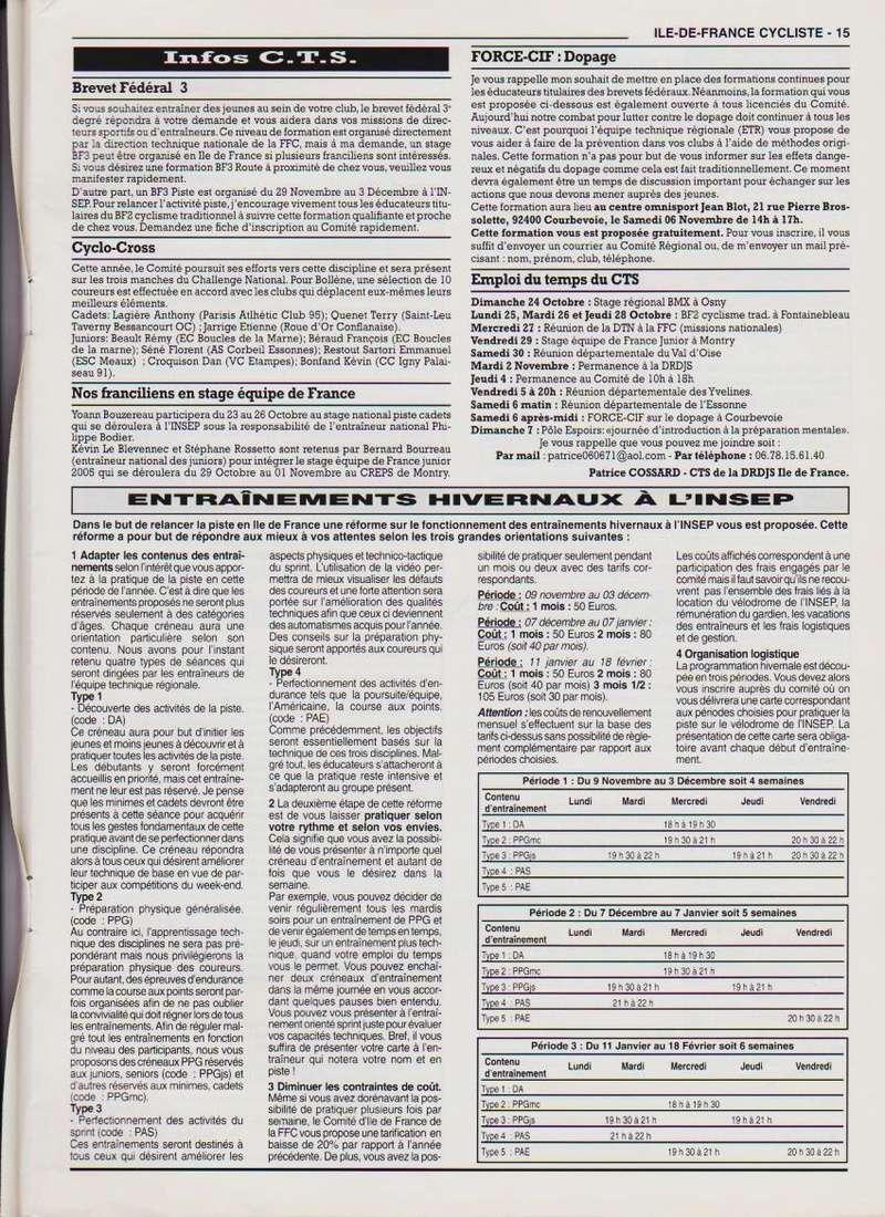 Coureurs et Clubs de septembre 2004 à fevrier 2008 - Page 2 01563