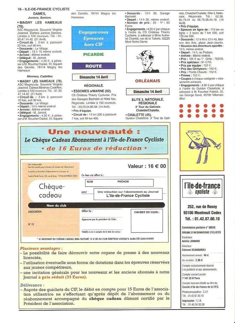 Coureurs et Clubs de janvier 2000 à juillet 2004 - Page 21 01612