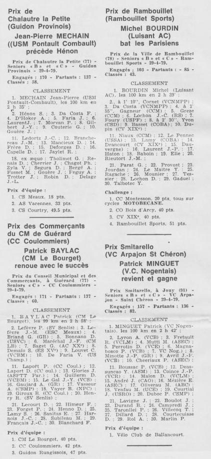 Coureurs et Clubs d'avril 1977 à mai 1979 - Page 38 017155