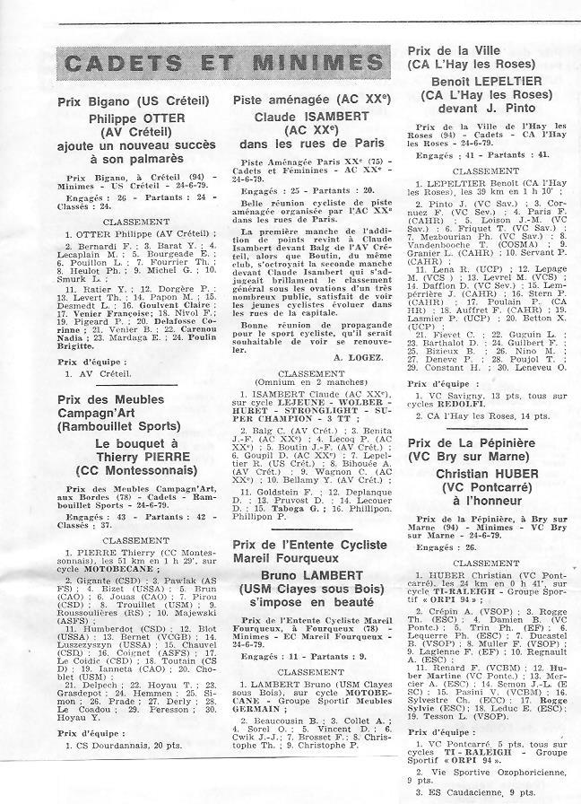 Annonce: Coureurs et Clubs de juin 1979 à juin 1981 - Page 4 018145