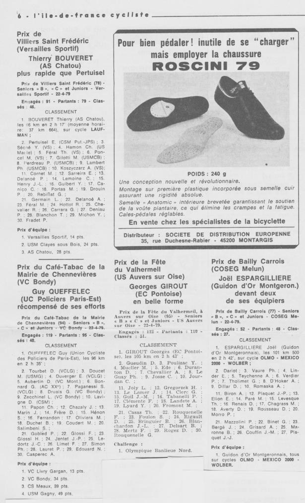 Coureurs et Clubs d'avril 1977 à mai 1979 - Page 38 023130