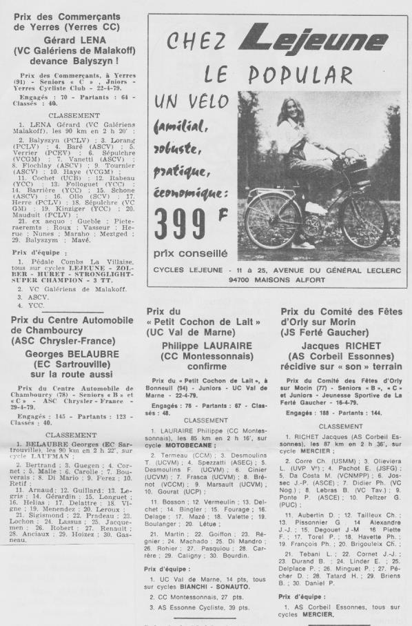 Coureurs et Clubs d'avril 1977 à mai 1979 - Page 38 02680