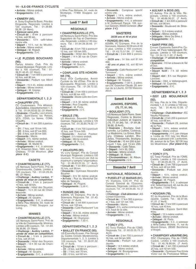 Coureurs et Clubs de janvier 2000 à juillet 2004 - Page 21 03010